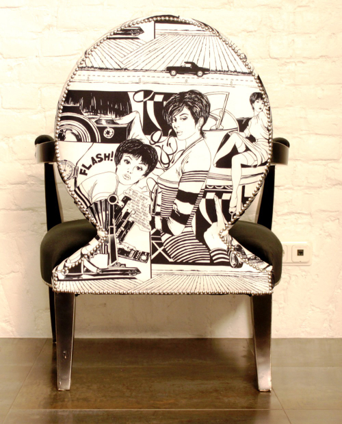 Кресло от Decora Italia